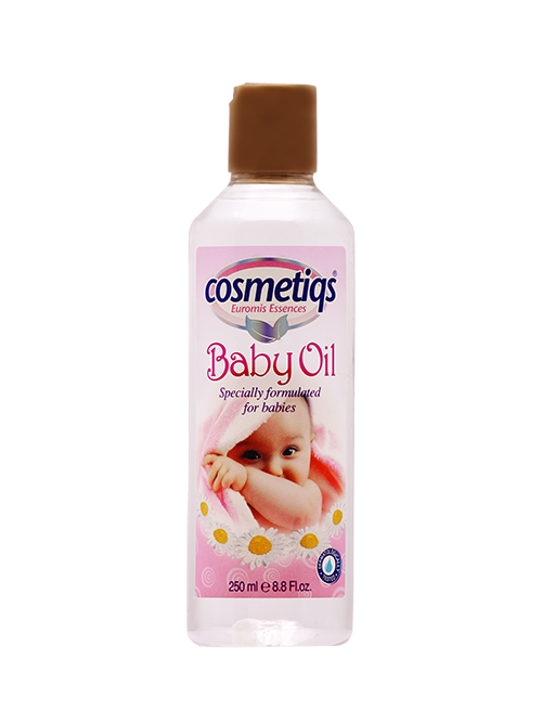 Cosmetiqs Baby Oil